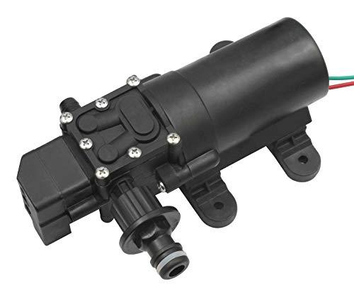 ONPIRA Wasserpumpe 12V (Hochdruckmembran) mit...