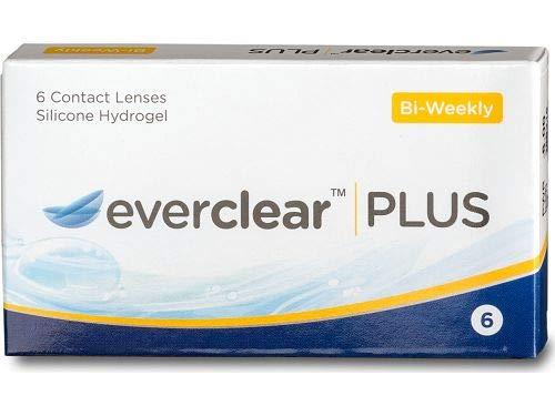 Everclear Plus Wochenlinsen weich, 6 Stück/BC 8.7...