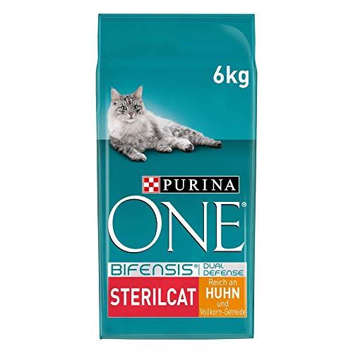 PURINA ONE BIFENSIS STERILCAT Katzenfutter trocken...