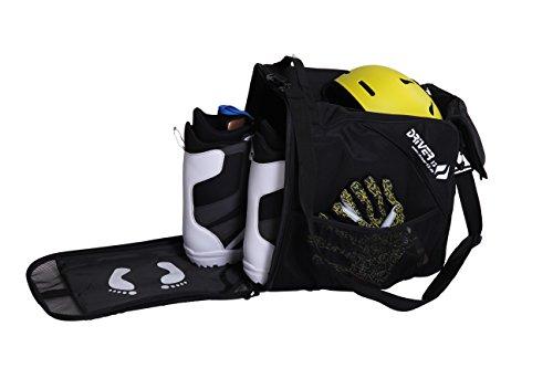 Driver13® Skischuhtasche Skistiefeltasche mit...