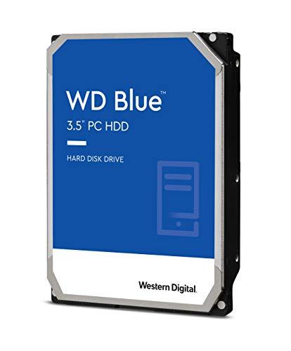 Western Digital Blue 4 TB Festplatte, SATA 6 Gb/s,...