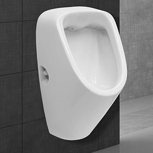 ECD Germany Urinal mit Zulauf von hinten - Ablauf...