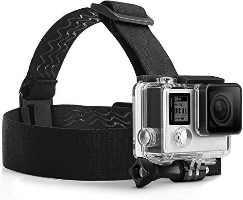 MyGadget Action Kamera Zubehör Kopfband...