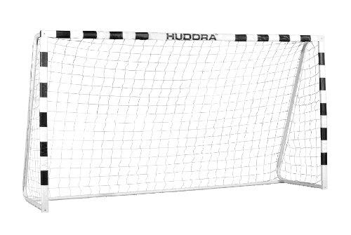 HUDORA Fußball-Tor Stadion mit Netz - Fußballtor...