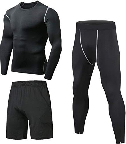 Niksa Sportbekleidung Herren Fitness Bekleidung...
