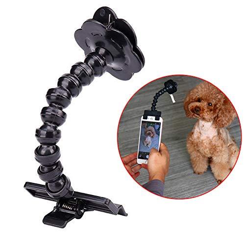 zosenda Selfie-Stick für Haustiere, Flexibler...