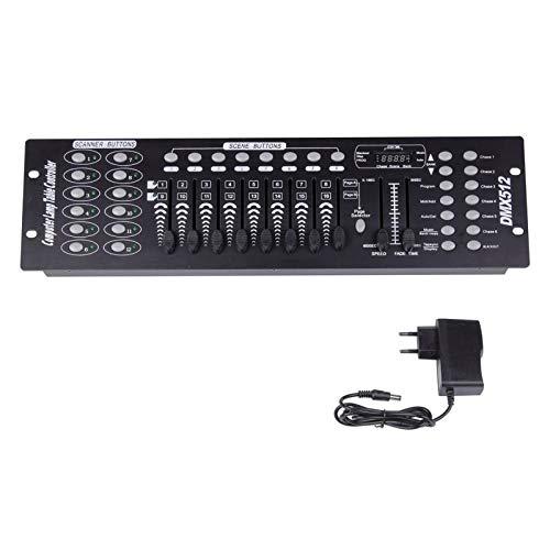 UKing DMX Controller, 192 Kanäle DMX512...