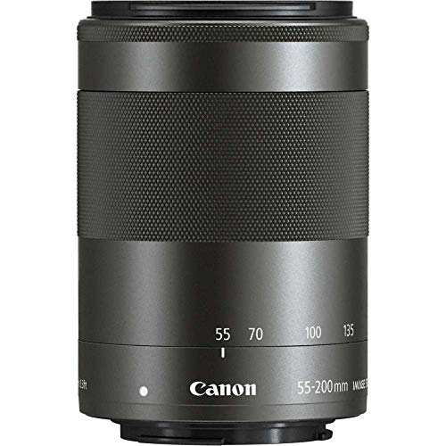 Canon Teleozoombjektiv EF-M 55-200mm F4.5-6.3 IS...