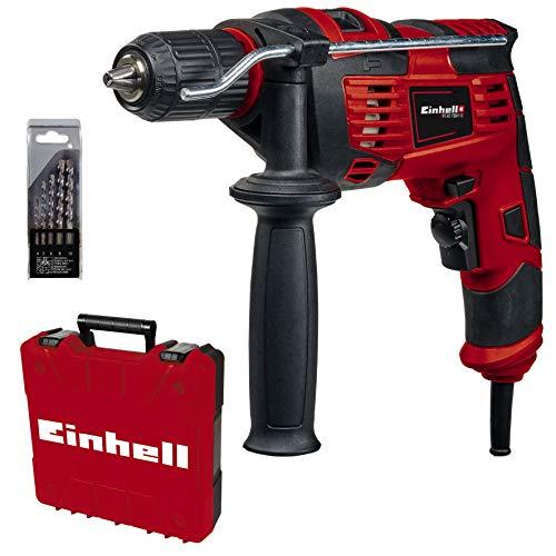 Einhell Schlagbohrmaschinen-Set TC-ID 720/1 E Kit...