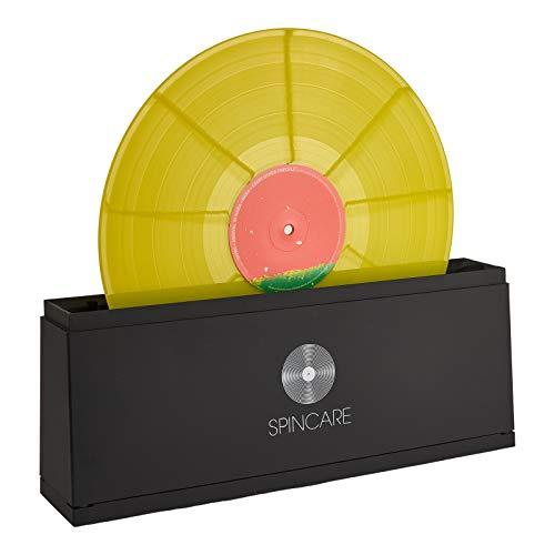 SPINCARE Schallplatten Reinigung für 18-25-30 cm...
