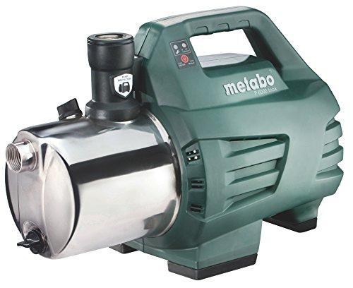 Metabo Gartenpumpe P 6000 Inox (600966000) Karton,...
