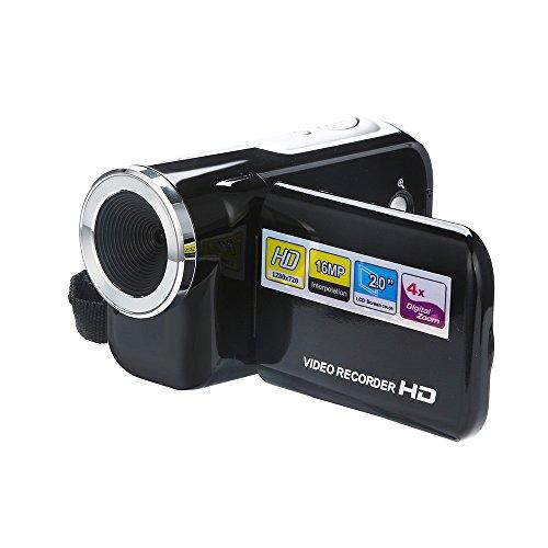 Colorful Camcorder Videokamera, HD 1080P Video...