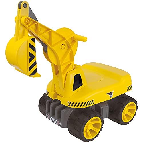 BIG - Power-Worker Maxi-Digger - Kinderfahrzeug,...