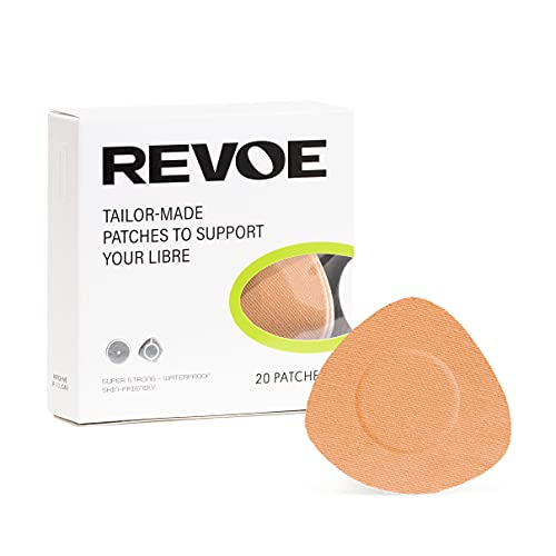 REVOE Libre Patch 20x - Sport-Pflaster für...
