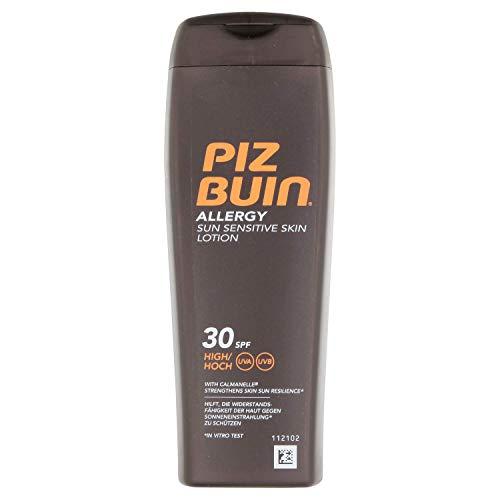 PIZ BUIN Allergy Sensitive Skin Sun Lotion LSF 30...