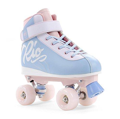 Rio Roller Milkshake Rollschuhe Unisex Erwachsene,...