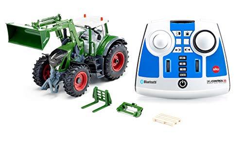siku 6796, Fendt 933 Vario Traktor mit Frontlader,...