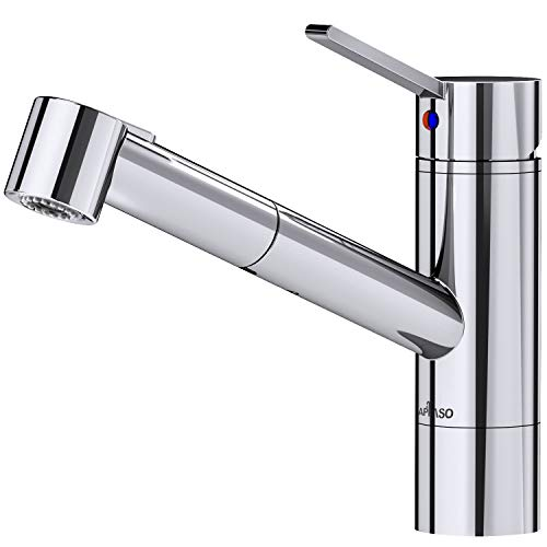 APPASO Küchenarmatur, Wasserhahn Küche mit...