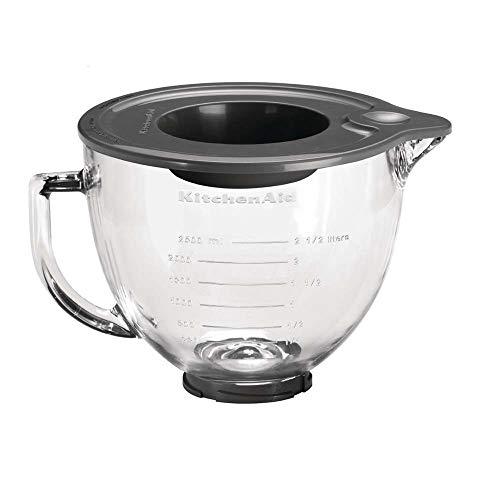 KitchenAid Glasschüssel Klar mit...