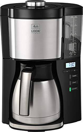 Melitta 1025-18 Look V Timer Filter-Kaffeemaschine...