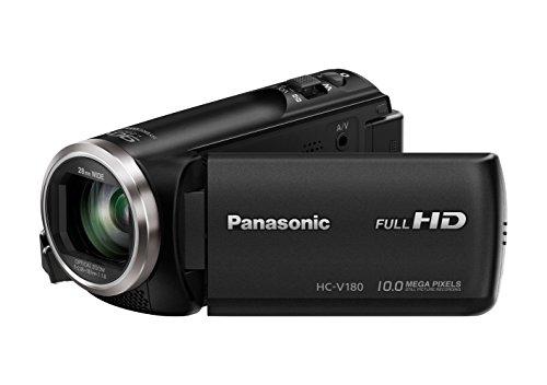 Panasonic HC-V180EG-K Full HD Camcorder (1/5, 8...