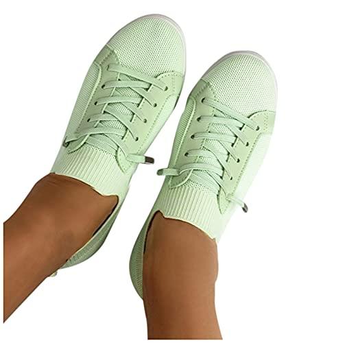 Dasongff Damen Schuhe für Freizeit Sport Training...