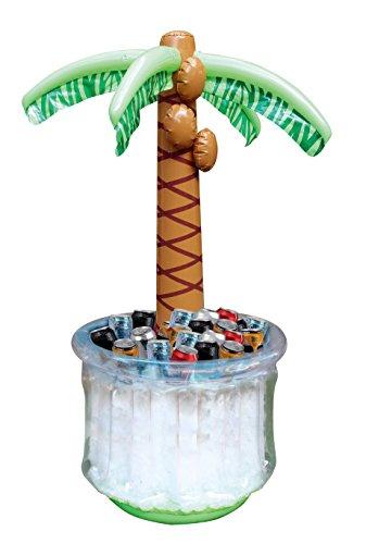JOYIN 152cm aufblasbarer Palme Getränkekühler,...