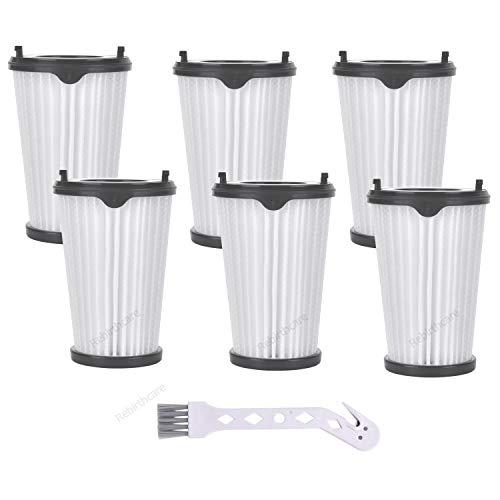 Rebirthcare 6 Stück CX7 Filter für AEG...