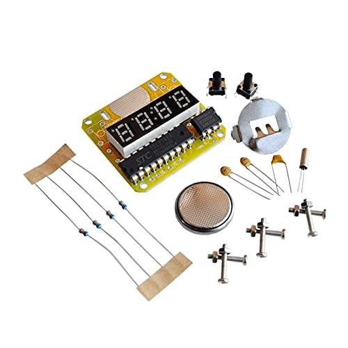 ZRYYD Digitaluhr Elektronische Uhr Kit...