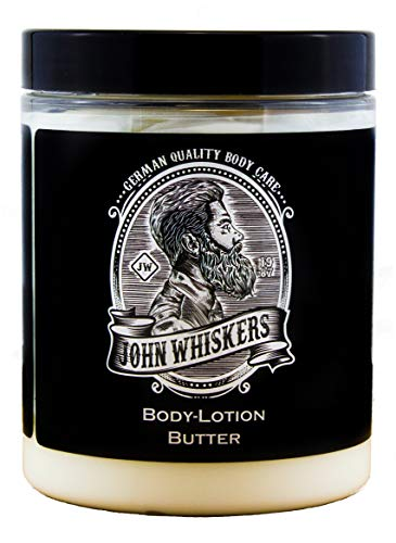 John Whiskers Lotion-Butter - Made in Germany -...
