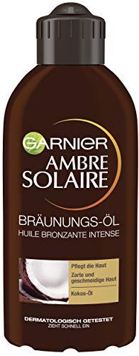 Garnier Bräunungs-Öl für Gesicht und Körper,...
