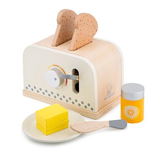 New Classic Toys B07C6T9ZTS 10706 Toaster mit...
