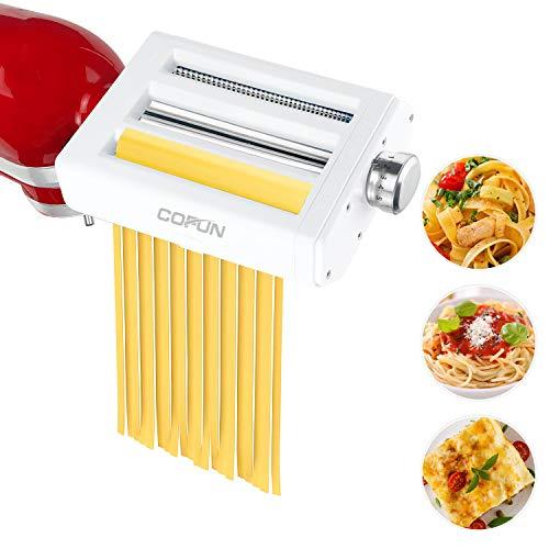 Nudelvorsatz für KitchenAid Küchenmaschine, 3 in...