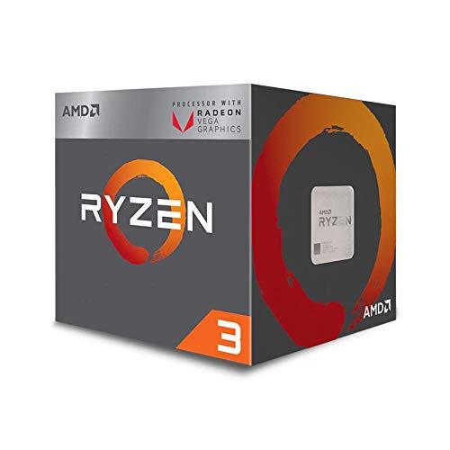 AMD Ryzen TM 3 2200G mit RadeonTM VegaTM...