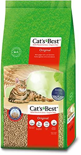 Cat's Best Original Katzenstreu, 40 Liter, 17.2kg