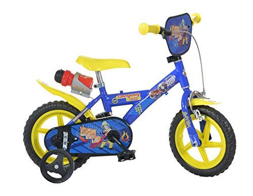Dino Bikes 123gl-sip 12Zoll Feuerwehr Sam...