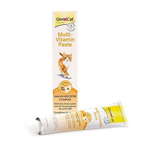 GimCat Multi-Vitamin Paste - Gesunder Katzensnack...