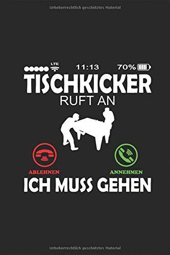 Tischkicker ruft an lustiger Telefon Spruch...