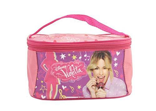 Disney Violetta Tasche Kosmetiktasche Kulturbeutel...