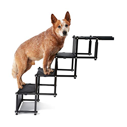 PiuPet® Universal Hundetreppe für große und...
