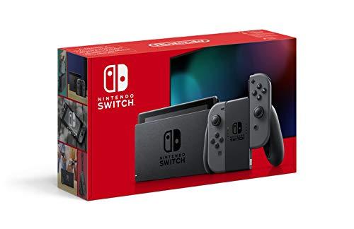 Nintendo Switch Konsole - Grau