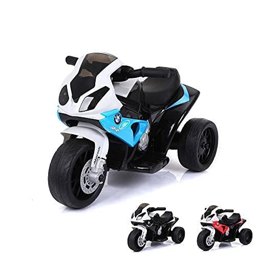 Toyas Lizenz Kinder Elektrofahrzeug Motorrad...