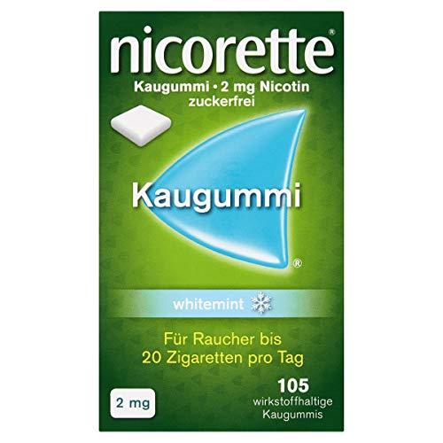 NICORETTE Kaugummi 2mg whitemint –...