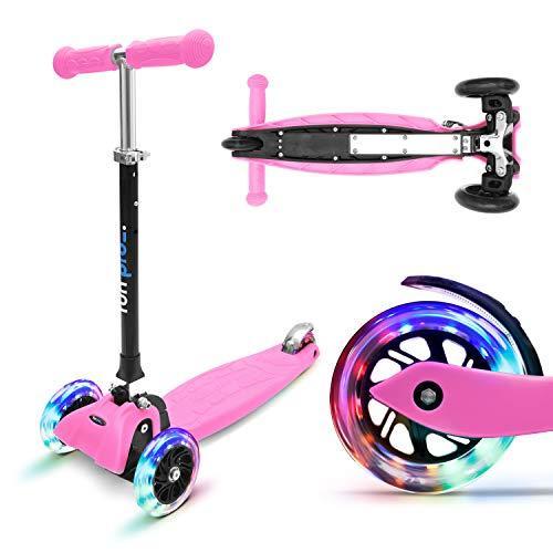 fun pro ONE - der sichere Premium Kinder Roller,...
