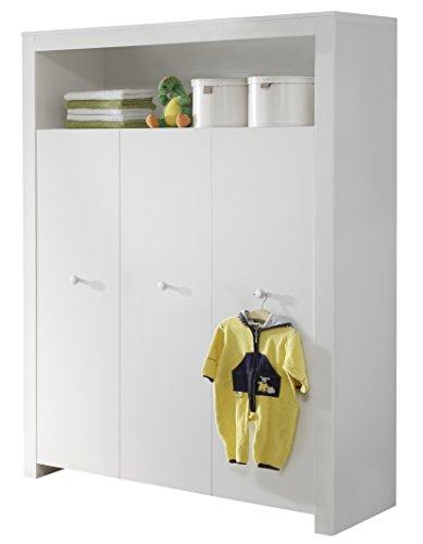 trendteam smart living Babyzimmer Kleiderschrank...