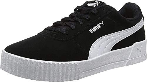 PUMA Damen Carina Sneaker, Puma Black Puma Black...