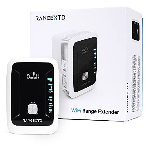 RANGEXTD WLAN Verstärker WiFi Repeater - Internet...