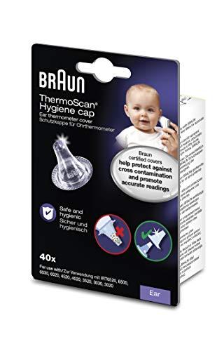 Braun Ersatzschutzkappen für Braun Thermoscan...