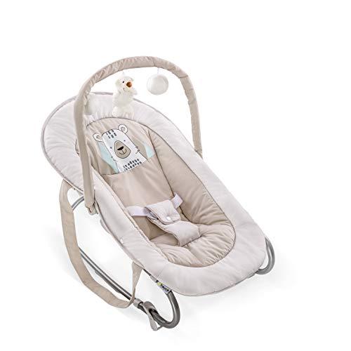 Hauck Bungee Deluxe Babywippe ab Geburt bis 9 kg...