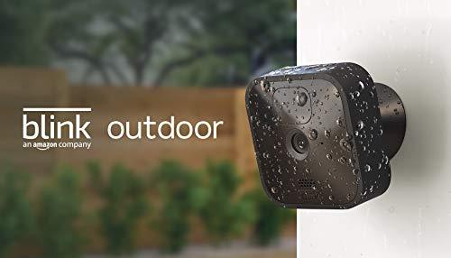 Blink Outdoor – kabellose, witterungsbeständige...